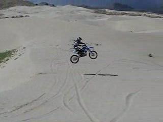2006 -  Little Sahara Dunes - UT