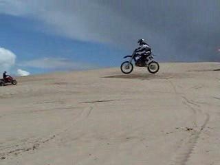2006 - Little Sahara Dunes