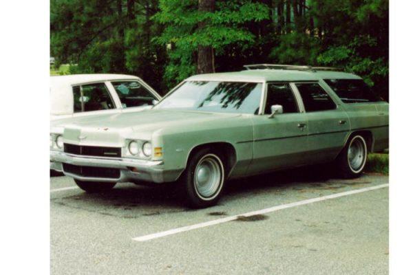 1972 Kingwood 400 - (1988)