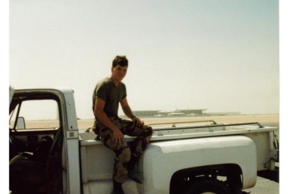 1991 - Desert Storm - King Faud Airport