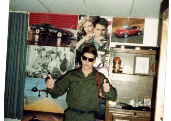 Air Force Tech School - CO - 1986-1987