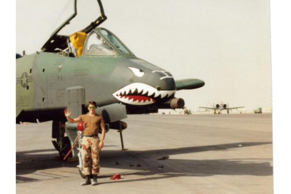 Desert Storm - Working 23rd TFW Flying Tigers