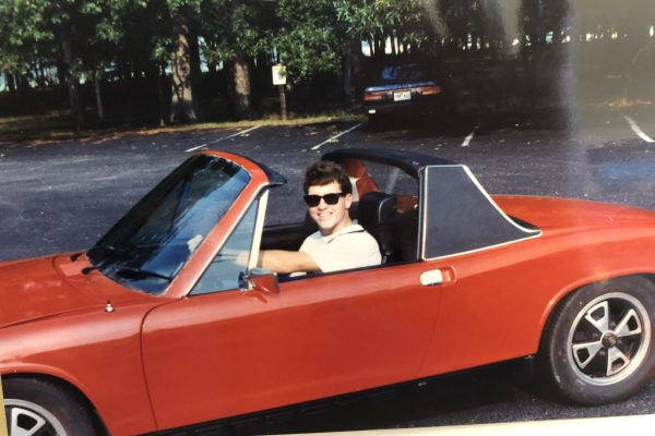 1974 Porsche 914  - Eric's Car