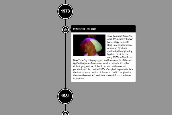 Instapast - Timeline - Hiphop