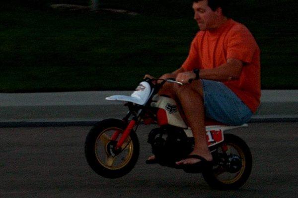 2006 - Wheelie Moron