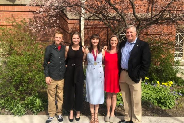 2019 - Madison Graduation - WSU