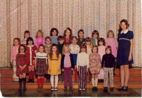 Mrs. Keenan - 1st Grade - Top Left